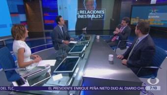 Peña Nieto, Trump, Kushner y el TLCAN, análisis en Despierta con Loret