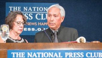Piden liberar periodista mexicano detenido centro migratorio Estados Unidos
