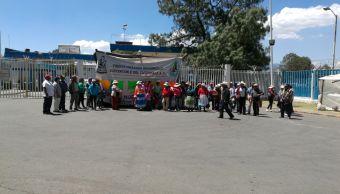 indigenas mazahuas mantienen planton sistema cutzamala exigir agua
