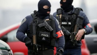 Detienen en Bélgica a ocho sospechosos de preparar un atentado