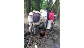 delegado magdalena contreras denuncia obstruccion nueve pozos agua
