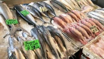 Profeco vigila precios de productos en mercado de La Viga, CDMX