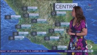 Predominará ambiente caluroso en la mayor parte de México
