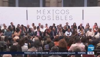 Presentan 4 hipótesis sobre cómo será México en 2030