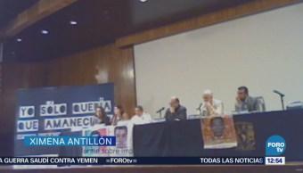 Presentan informe sobre impacto psicosocial de Ayotzinapa
