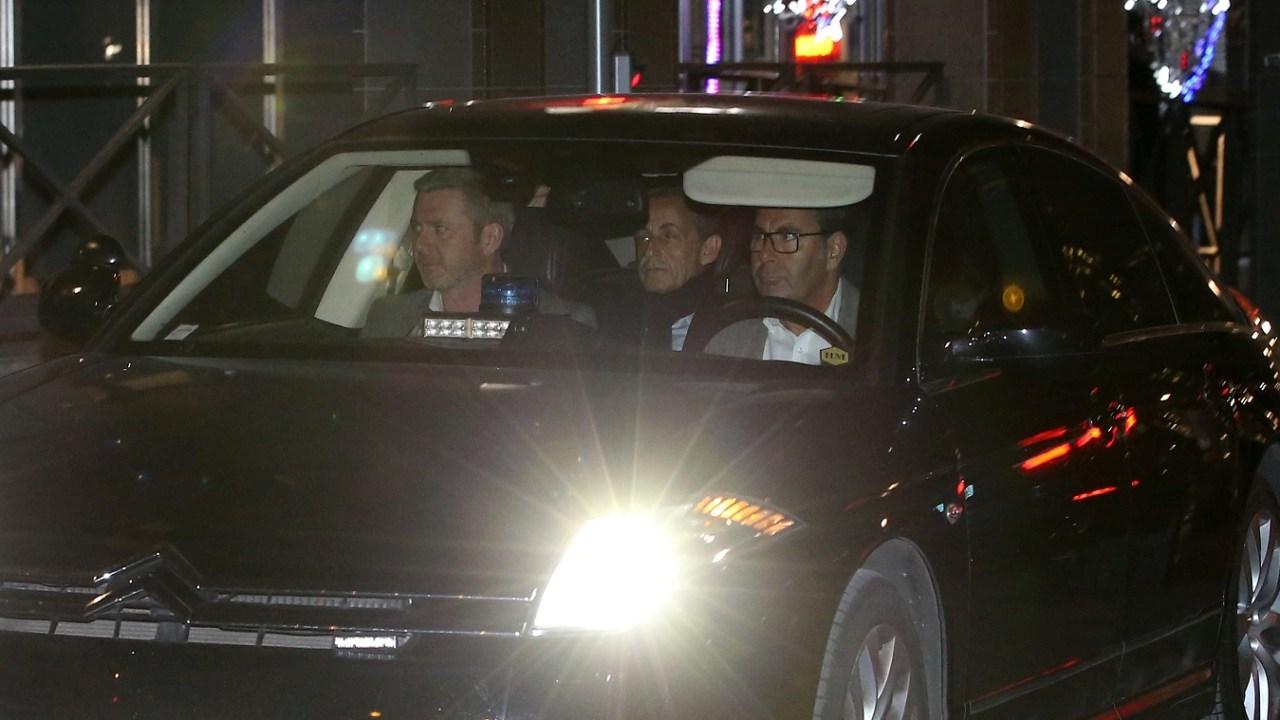 Imputan a Sarkozy por financiación de su campaña con dinero libio
