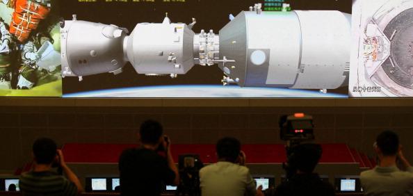 Laboratorio espacial Tiangong-1 podría entrar en atmósfera el domingo