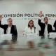 PRI define a sus candidatos plurinominales al Senado y Cámara de Diputados