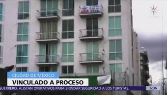 Procesan a Macario Espinoza, apoderado legal de constructora vinculada a derrumbe