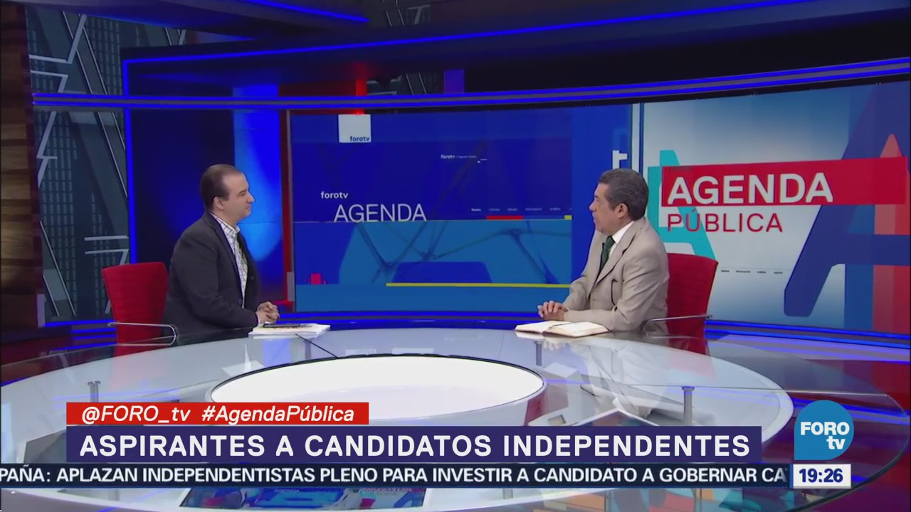 Rafael Cardona habla del proceso electoral en Agenda Pública