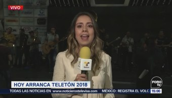 Grupos Musicales Preparan Teletón 2018