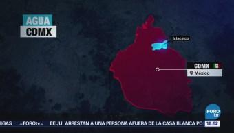 Iztacalco Cinco Colonias Tienen Desabasto Agua