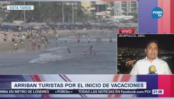 Registran temperaturas de hasta 40 grados en Guerrero