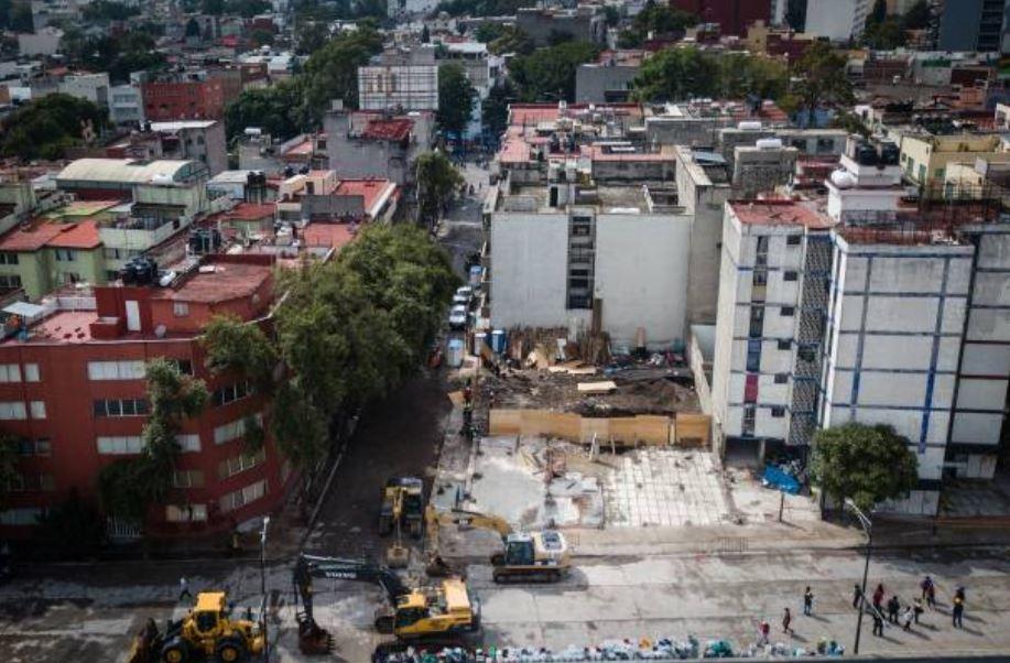 Renta de casas en zonas afectadas por sismo bajan