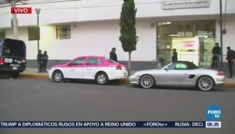 Resguardan la Procuraduría CDMX tras detención de persona en Magdalena Contreras