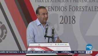 Reunión Nacional Protección Civil Chetumal, Quintana Roo
