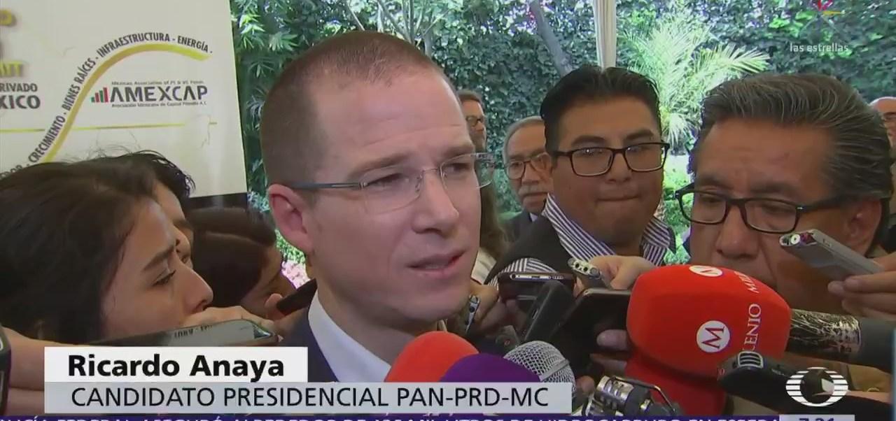 Ricardo Anaya: PRI usó a PGR para exonerar a César Duarte