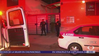 Riña entre pareja deja una mujer muerta en Iztacalco