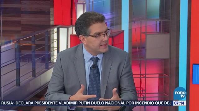 Ríos Piter defenderá en tribunales las firmas que obtuvo para su candidatura