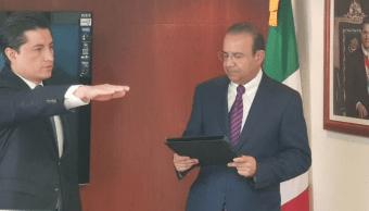 Roberto Cabrera Alfaro, nuevo comisionado nacional de Búsqueda de Personas