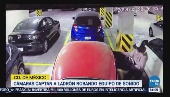 Ladron-Robo-autopartes-Video-Autos-Robados-Delincuencia-CDMX