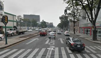 alerta robos avenida chapultepec y merida ciudad mexico