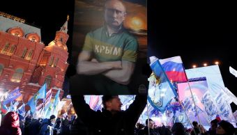 Putin es reelegido para un cuarto mandato con un apoyo histórico
