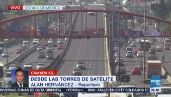 Afluencia Vehicular Torres Satélite