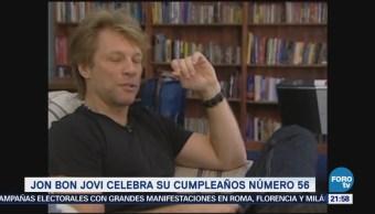 """En la Efeméride de """"En Una Hora"""": Bon Jovi"""