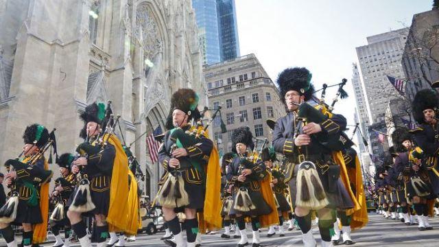 Desfile de San Patricio recorrerá principal arteria de New York
