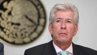 Ruiz Esparza asegura que no renunciará a la STC
