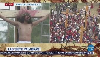 Se cumple la sentencia: Jesús es crucificado