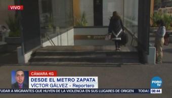 Se normaliza servicio en la Línea 12 del Metro CDMX
