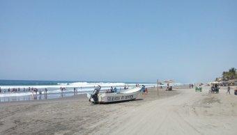 Se reactiva la economía en playas de Chiapas