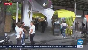 reportaban dos muertos balacera en Tepito