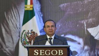 Trabajo entre gobierno y sociedad es vital para convivencia armónica, destaca Segob