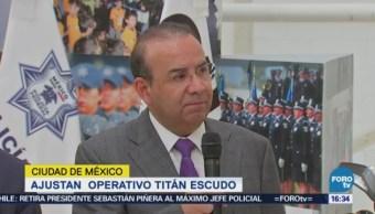 Segob Ajusta Operativo Titán Escudo Tlaquepaque