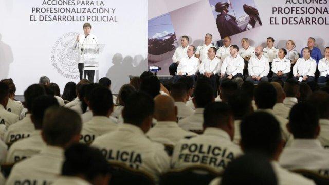 Seguridad en destinos turísticos del país, prioritaria para Sectur