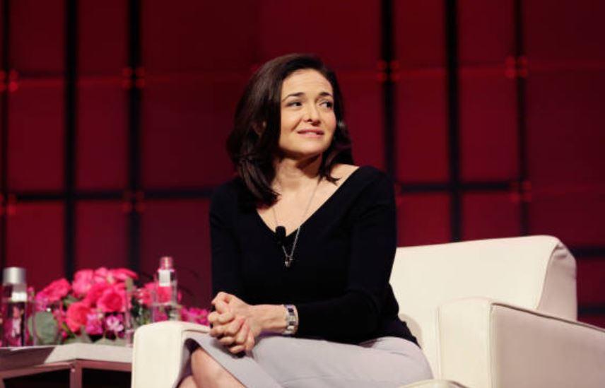 Sheryl Sandberg, directora de operaciones de Facebook y mano derecha de su fundador Mark Zuckerberg. (Gettyimages)