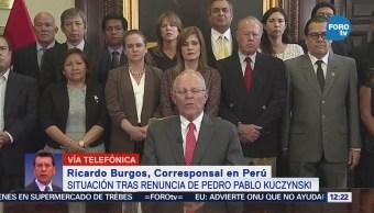 Situación Legal Kuczynski Tras Renuncia Presidencia Perú