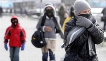 frente frío 37 provoca viento y frio en sonora
