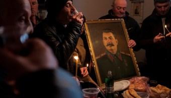 Rusos recuerdan a Stalin en el 65 aniversario de su muerte