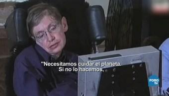 Stephen Hawking y su guía para entender el universo