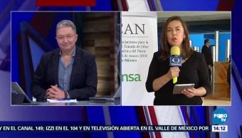 México Amenaza Materia Acero Kenneth Smith