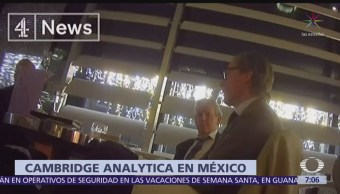 Suspenden al director de Cambridge Analytica, Alexander Nix, por filtración de datos