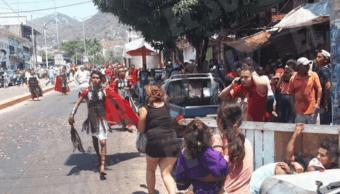 Suspenden viacrucis en Acapulco por ataque armado contra comisaría de Policía