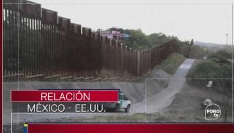 Tensa relación bilateral México-Estados Unidos (2)