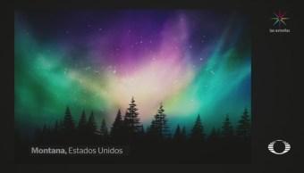 Tormenta solar produce auroras boreales en varios países