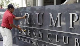 Organización Trump niega haber perdido control hotel Panamá