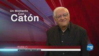 Un momento con Armando Fuentes 'Catón' del 28 de marzo